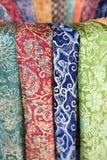 Sarongs del batik imagen de archivo libre de regalías