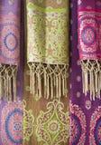 Sarongs do Batik Fotografia de Stock Royalty Free