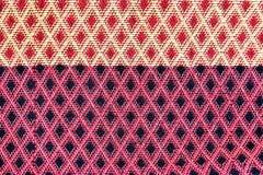 Sarongtygbakgrund Arkivbild