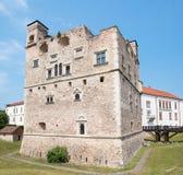 Sarospatak,匈牙利城堡  图库摄影