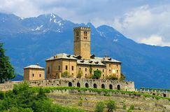 Sarre Castello Royalty Free Stock Images