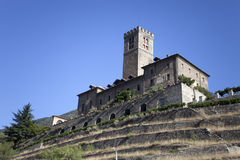 Sarre castle Royalty Free Stock Photos