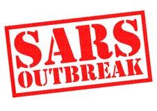 SARS OUTBREAK Stock Photo