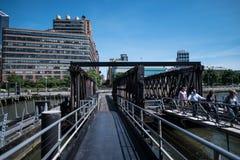 Sartén NYC Fotos de archivo