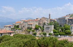 Sartène, Corsica Royalty Free Stock Photos