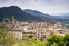 Sartene, Corsica (Corse), France Royalty Free Stock Image
