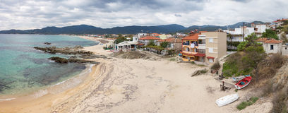 Sarti panorama Royalty Free Stock Photo