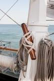 sartiame della nave Fotografia Stock