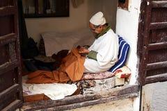 Sarto del Marocco Fotografia Stock