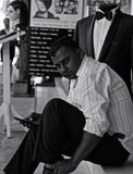Sarto nepalese fotografia stock libera da diritti
