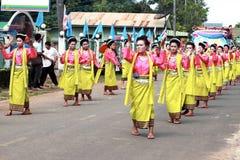 SARTTHAI Festival   Stockfotografie