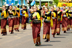 SARTTHAI Festival   Lizenzfreies Stockbild