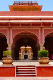 Sarvatobhadra/Diwan-E-Khas- miasta pałac, Jaipur Zdjęcie Stock