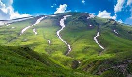 Sary-Aigyr dolina Fotografia Stock