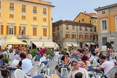 Sarzana, Italy Royalty Free Stock Images