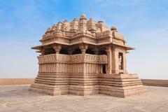 Sas Bahu Temple Stock Photos