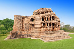 Sas Bahu Temple Royalty Free Stock Image