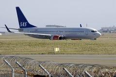 SAS FLIGHT Royalty Free Stock Photography