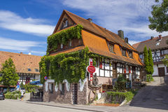 Sasbachwalden in Black Forest, Germany Stock Photography