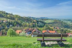 Sasbachwalden,Black Forest,Germany Royalty Free Stock Photos