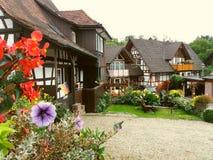 Sasbachwalden Schwarzwald deutschland Lizenzfreies Stockfoto
