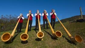 "Sasbachwalden, Zwart Bos, Baden Wuerttemberg, Oct van Duitsland †"" Royalty-vrije Stock Foto"