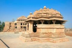 Sasbahu, Gwalior, Madhya Pradesh, India Royalty Free Stock Photo