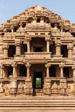 Sasbahu temple in Gwalior fort Stock Photo