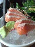 Sasemi Salmon Stock Photo