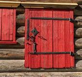 Sash Windows Royalty Free Stock Image