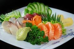 sashimi σούσια Στοκ φωτογραφίες με δικαίωμα ελεύθερης χρήσης