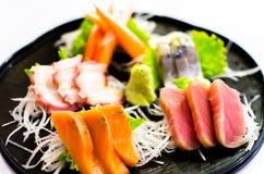 Sashimi σύνολο Στοκ Εικόνες