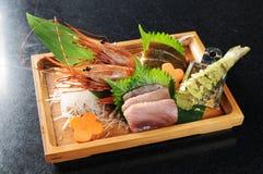 Sashimi Stock Afbeeldingen