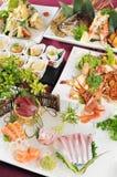 Sashimi lizenzfreies stockfoto