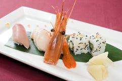 Sashimi Royalty-vrije Stock Foto's