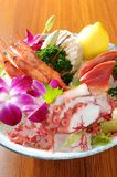 Sashimi Stock Afbeelding