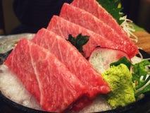 Sashimi stockbilder
