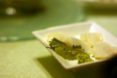Sashimi Fotografía de archivo libre de regalías