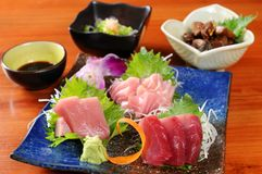Sashimi Royalty Free Stock Photography