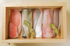 sashimi стоковая фотография rf