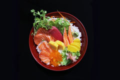 Sashimi Stock Photography