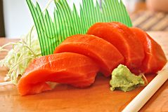 Sashimi Fotos de Stock