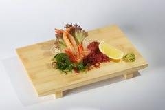 sashimi Arkivbild