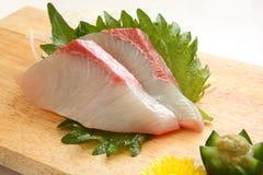 Sashimi Royalty-vrije Stock Afbeeldingen