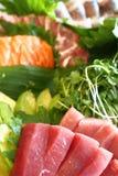 Sashimi Royalty-vrije Stock Afbeelding