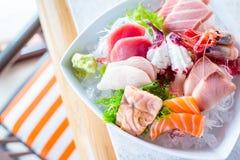 Sashimi Immagine Stock