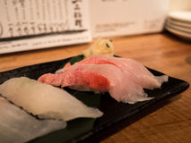 Sashimi foto de archivo