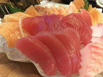 Sashimi Fotografia de Stock Royalty Free