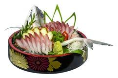 Sashimi Carangidae Stock Photo