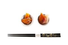 Sashimi, cocina japonesa. Imágenes de archivo libres de regalías
